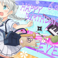 Happy Birthday Eve 2020