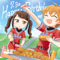 Happy Birthday Hagumi 2020