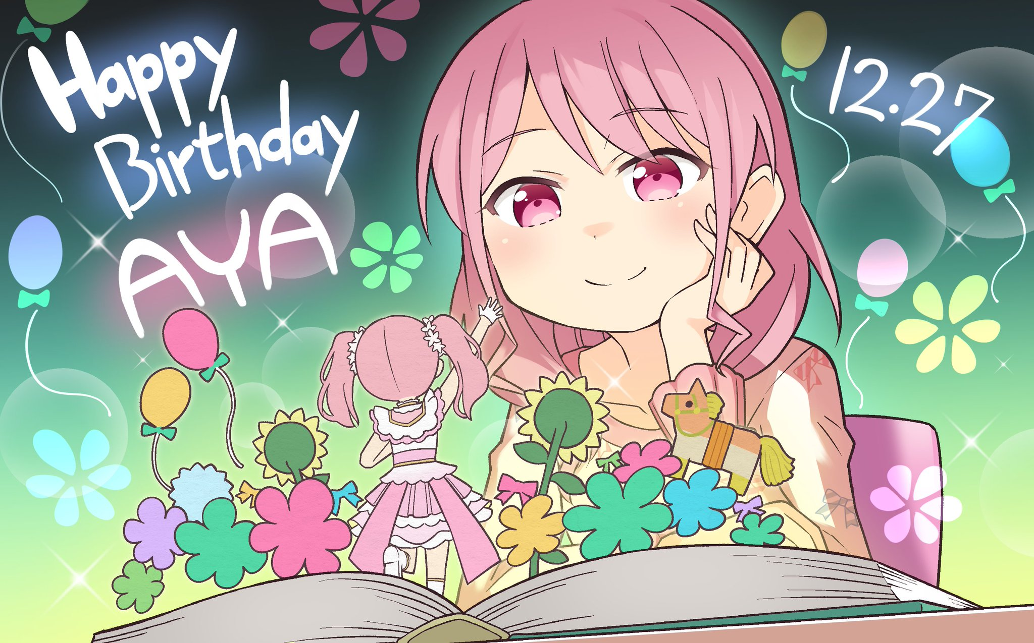 Happy Birthday Aya 2020