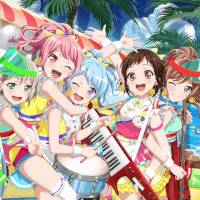 Part Timers' Band Title Screen