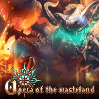 Opera of the wasteland Original In-Game Cover