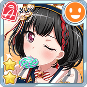 ★★ Ran Mitake - Happy - Straight-Laced Delinquent?
