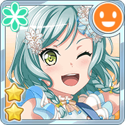 ★★ Hina Hikawa - Happy - Blooming Yell