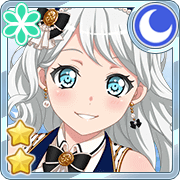 ★★ Eve Wakamiya - Cool - The Idol Way of a Senior