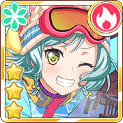 ★★★ Hina Hikawa - Power - Ski Slopes Are The Best!