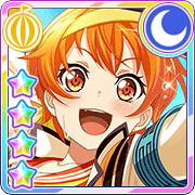 ★★★★ Hagumi Kitazawa - Cool - Competitive Smile