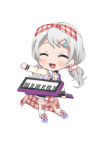 ★★★ Eve Wakamiya - Cool - A Lucky Find - Chibi