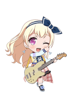 ★★★ Chisato Shirasagi - Happy - Matching Wonderfully - Chibi
