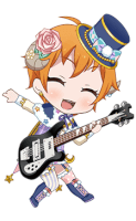 ★★★ Hagumi Kitazawa - Pure - We're Here! - Chibi