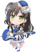 ★★★ Tae Hanazono - Power - The Anticipated MC - Chibi