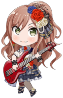 Lisa Imai - Noble・Rose - Chibi