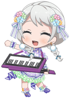 Eve Wakamiya - Dream Illuminate - Chibi