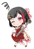★★★ Ran Mitake - Happy - Relaxed Flower Viewing - Chibi