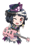 ★★★★ Rimi Ushigome - Pure - To Protect Someone - Chibi
