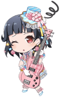 ★★★ Rimi Ushigome - Pure - Connected by Wristbands - Chibi