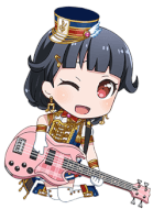 ★★ Rimi Ushigome - Pure - With Our Music - Chibi