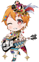 ★★★★ Hagumi Kitazawa - Power - Hagumi's Up First! - Chibi