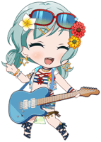★★★ Hina Hikawa - Happy - I Can't Wait Any Longer! - Chibi