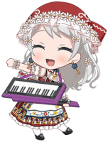 Eve Wakamiya - Our Luxurious Time - Chibi