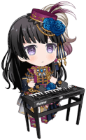 Rinko Shirokane - The Approaching Future - Chibi