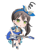 Tae Hanazono - I Feel Like This Is Going to Be My Best Work - Chibi