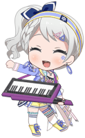 Eve Wakamiya - The Stage of My Dreams - Chibi
