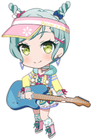 ★★ Hina Hikawa - Power - Fresh Hopping - Chibi