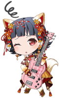 Rimi Ushigome - Capturing Fall - Chibi