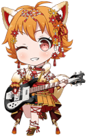 ★★★★ Hagumi Kitazawa - Cool - Look Up, It's Fall - Chibi