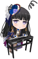 Rinko Shirokane - Where I Am - Chibi