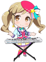 ★★ Arisa Ichigaya - Pure - Peaceful Jump! - Chibi