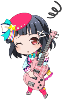 ★★ Rimi Ushigome - Power - Peaceful Jump! - Chibi