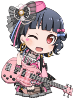 ★★★★ Rimi Ushigome - Power - According to Feelings - Chibi