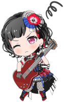 ★★★ Ran Mitake - Pure - A Step to Tomorrow - Chibi