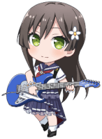 ★★★ Tae Hanazono - Happy - Level Up Together♪ - Chibi