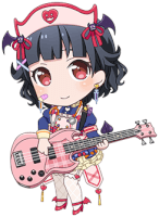 Rimi Ushigome - Ain't it scary? - Chibi