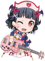★★★ Rimi Ushigome - Cool - Ain't it scary? - Chibi