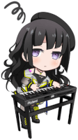 Rinko Shirokane - Butterfly on Your Right Shoulder (Miku Collab 2020) - Chibi