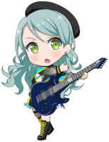 Sayo Hikawa - Butterfly on Your Right Shoulder (Miku Collab 2020) - Chibi