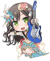 Tae Hanazono - Sunbathing in the Mermaid's House☆ - Chibi