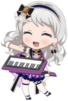 ★★ Eve Wakamiya - Cool - The Idol Way of a Senior - Chibi