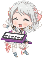 Eve Wakamiya - Chandelier Road - Chibi