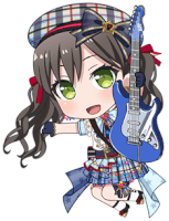 ★★ Tae Hanazono - Cool - Introduction to Rabbit Hutches - Chibi