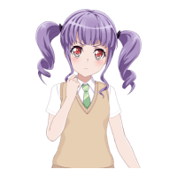 Ako Udagawa - Summer Uniform (1st Year)