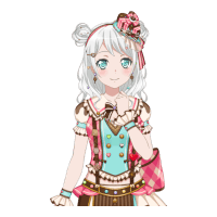Eve Wakamiya - Decoration complete!