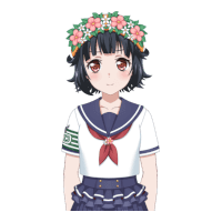 Rimi Ushigome - Victorious flower crown
