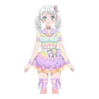 ★★★ Eve Wakamiya - Happy - Trendy Hairstyle preview
