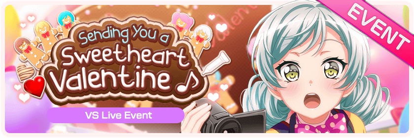 To You, Sweetheart Valentine ♪