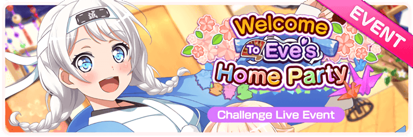 Welcome to Eve's Home Party