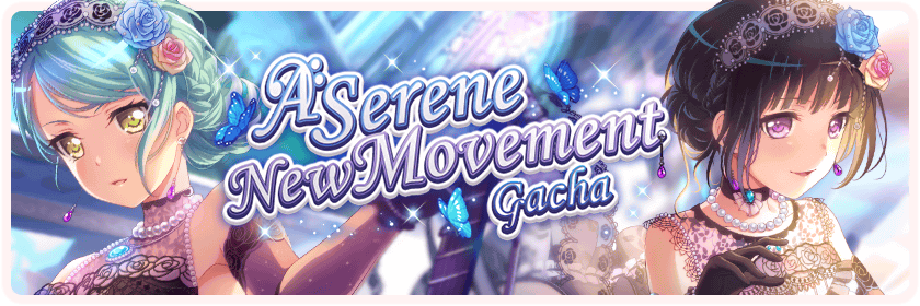 A Serene New Movement Gacha